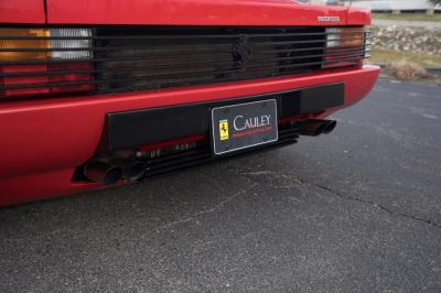 Used 1988 Ferrari Testarossa Used 1988 Ferrari Testarossa for sale $134,900 at Cauley Ferrari in West Bloomfield MI 18
