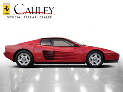 Used 1988 Ferrari Testarossa Used 1988 Ferrari Testarossa for sale $134,900 at Cauley Ferrari in West Bloomfield MI 5