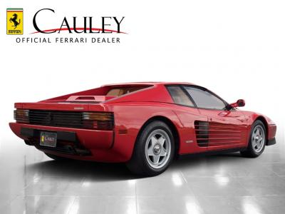 Used 1988 Ferrari Testarossa Used 1988 Ferrari Testarossa for sale $134,900 at Cauley Ferrari in West Bloomfield MI 6