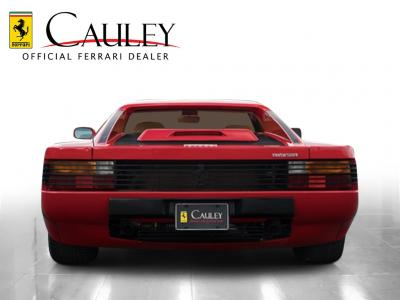 Used 1988 Ferrari Testarossa Used 1988 Ferrari Testarossa for sale $134,900 at Cauley Ferrari in West Bloomfield MI 7