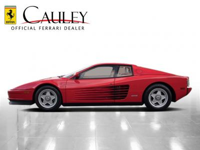 Used 1988 Ferrari Testarossa Used 1988 Ferrari Testarossa for sale $134,900 at Cauley Ferrari in West Bloomfield MI 9