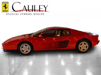Used 1991 Ferrari Testarossa Used 1991 Ferrari Testarossa for sale Sold at Cauley Ferrari in West Bloomfield MI 10
