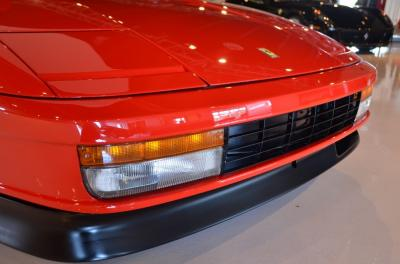 Used 1991 Ferrari Testarossa Used 1991 Ferrari Testarossa for sale Sold at Cauley Ferrari in West Bloomfield MI 13