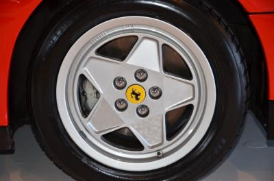 Used 1991 Ferrari Testarossa Used 1991 Ferrari Testarossa for sale Sold at Cauley Ferrari in West Bloomfield MI 18