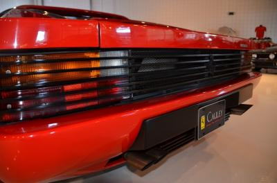 Used 1991 Ferrari Testarossa Used 1991 Ferrari Testarossa for sale Sold at Cauley Ferrari in West Bloomfield MI 24