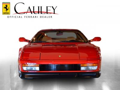 Used 1991 Ferrari Testarossa Used 1991 Ferrari Testarossa for sale Sold at Cauley Ferrari in West Bloomfield MI 4