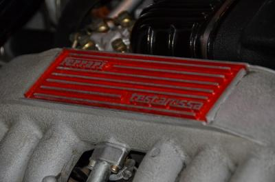 Used 1991 Ferrari Testarossa Used 1991 Ferrari Testarossa for sale Sold at Cauley Ferrari in West Bloomfield MI 52