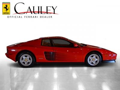 Used 1991 Ferrari Testarossa Used 1991 Ferrari Testarossa for sale Sold at Cauley Ferrari in West Bloomfield MI 6