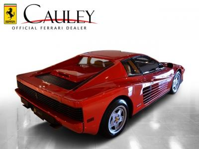 Used 1991 Ferrari Testarossa Used 1991 Ferrari Testarossa for sale Sold at Cauley Ferrari in West Bloomfield MI 7