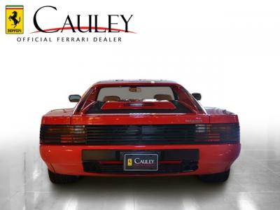 Used 1991 Ferrari Testarossa Used 1991 Ferrari Testarossa for sale Sold at Cauley Ferrari in West Bloomfield MI 8