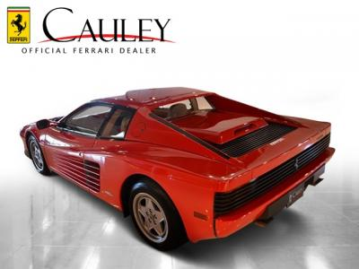 Used 1991 Ferrari Testarossa Used 1991 Ferrari Testarossa for sale Sold at Cauley Ferrari in West Bloomfield MI 9