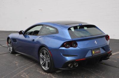 New 2019 Ferrari GTC4Lusso New 2019 Ferrari GTC4Lusso for sale Sold at Cauley Ferrari in West Bloomfield MI 8