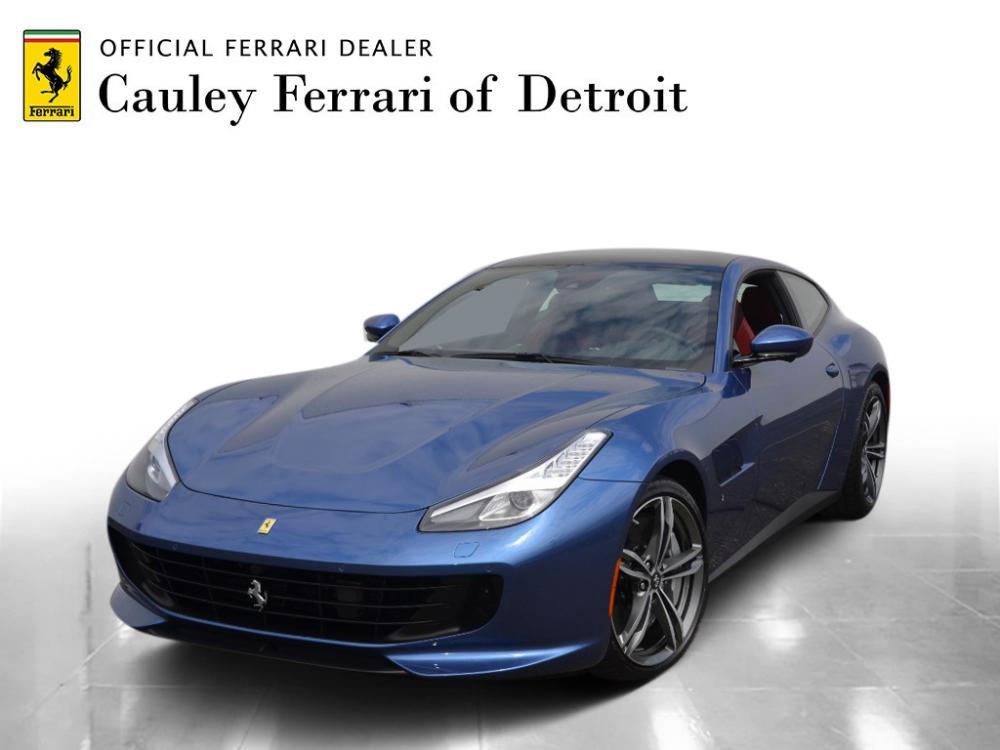 New 2019 Ferrari GTC4Lusso