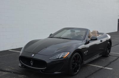 Used 2017 Maserati GranTurismo Sport Used 2017 Maserati GranTurismo Sport for sale Sold at Cauley Ferrari in West Bloomfield MI 10