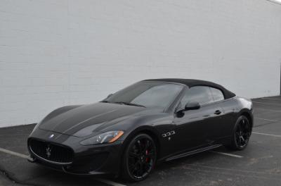Used 2017 Maserati GranTurismo Sport Used 2017 Maserati GranTurismo Sport for sale Sold at Cauley Ferrari in West Bloomfield MI 11