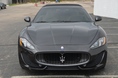 Used 2017 Maserati GranTurismo Sport Used 2017 Maserati GranTurismo Sport for sale Sold at Cauley Ferrari in West Bloomfield MI 12