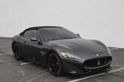 Used 2017 Maserati GranTurismo Sport Used 2017 Maserati GranTurismo Sport for sale Sold at Cauley Ferrari in West Bloomfield MI 13