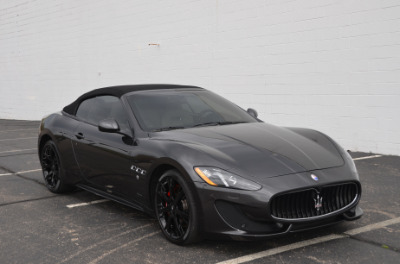 Used 2017 Maserati GranTurismo Sport Used 2017 Maserati GranTurismo Sport for sale $89,900 at Cauley Ferrari in West Bloomfield MI 13