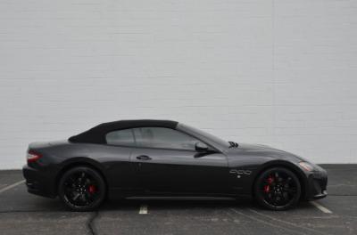 Used 2017 Maserati GranTurismo Sport Used 2017 Maserati GranTurismo Sport for sale $89,900 at Cauley Ferrari in West Bloomfield MI 14
