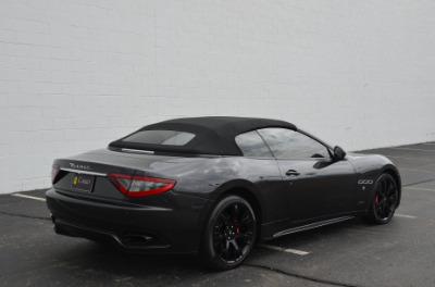 Used 2017 Maserati GranTurismo Sport Used 2017 Maserati GranTurismo Sport for sale Sold at Cauley Ferrari in West Bloomfield MI 15