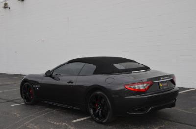 Used 2017 Maserati GranTurismo Sport Used 2017 Maserati GranTurismo Sport for sale Sold at Cauley Ferrari in West Bloomfield MI 18