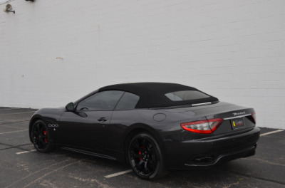 Used 2017 Maserati GranTurismo Sport Used 2017 Maserati GranTurismo Sport for sale $89,900 at Cauley Ferrari in West Bloomfield MI 18