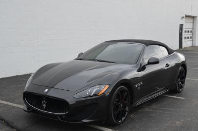 Used 2017 Maserati GranTurismo Sport Used 2017 Maserati GranTurismo Sport for sale Sold at Cauley Ferrari in West Bloomfield MI 20