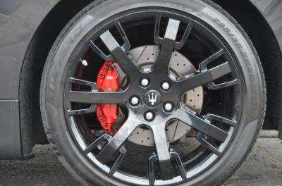 Used 2017 Maserati GranTurismo Sport Used 2017 Maserati GranTurismo Sport for sale Sold at Cauley Ferrari in West Bloomfield MI 24