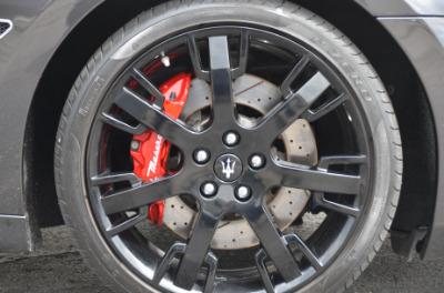 Used 2017 Maserati GranTurismo Sport Used 2017 Maserati GranTurismo Sport for sale Sold at Cauley Ferrari in West Bloomfield MI 25