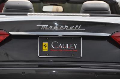 Used 2017 Maserati GranTurismo Sport Used 2017 Maserati GranTurismo Sport for sale Sold at Cauley Ferrari in West Bloomfield MI 27