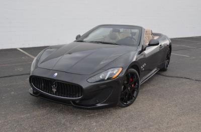 Used 2017 Maserati GranTurismo Sport Used 2017 Maserati GranTurismo Sport for sale $89,900 at Cauley Ferrari in West Bloomfield MI 28