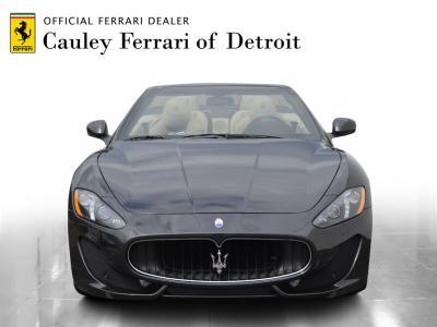 Used 2017 Maserati GranTurismo Sport Used 2017 Maserati GranTurismo Sport for sale $89,900 at Cauley Ferrari in West Bloomfield MI 3