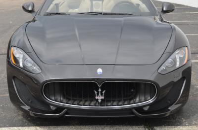 Used 2017 Maserati GranTurismo Sport Used 2017 Maserati GranTurismo Sport for sale Sold at Cauley Ferrari in West Bloomfield MI 30