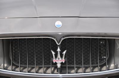 Used 2017 Maserati GranTurismo Sport Used 2017 Maserati GranTurismo Sport for sale $89,900 at Cauley Ferrari in West Bloomfield MI 32
