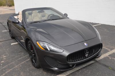 Used 2017 Maserati GranTurismo Sport Used 2017 Maserati GranTurismo Sport for sale $89,900 at Cauley Ferrari in West Bloomfield MI 33