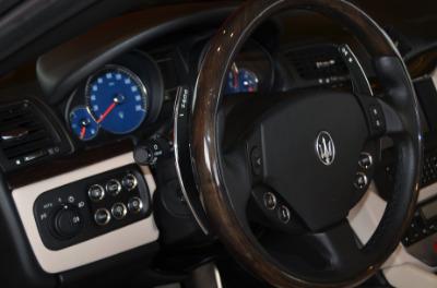 Used 2017 Maserati GranTurismo Sport Used 2017 Maserati GranTurismo Sport for sale Sold at Cauley Ferrari in West Bloomfield MI 38