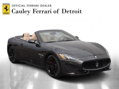 Used 2017 Maserati GranTurismo Sport Used 2017 Maserati GranTurismo Sport for sale Sold at Cauley Ferrari in West Bloomfield MI 4