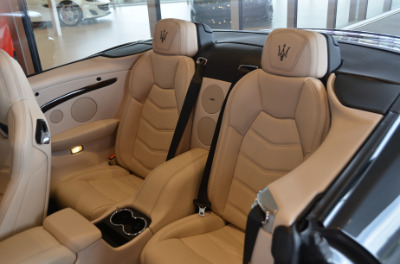 Used 2017 Maserati GranTurismo Sport Used 2017 Maserati GranTurismo Sport for sale $89,900 at Cauley Ferrari in West Bloomfield MI 45