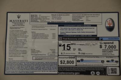 Used 2017 Maserati GranTurismo Sport Used 2017 Maserati GranTurismo Sport for sale $89,900 at Cauley Ferrari in West Bloomfield MI 58