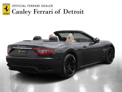 Used 2017 Maserati GranTurismo Sport Used 2017 Maserati GranTurismo Sport for sale $89,900 at Cauley Ferrari in West Bloomfield MI 6