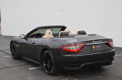 Used 2017 Maserati GranTurismo Sport Used 2017 Maserati GranTurismo Sport for sale $89,900 at Cauley Ferrari in West Bloomfield MI 8