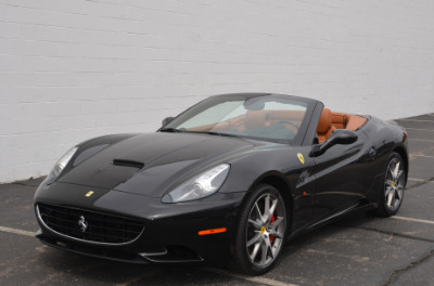 Used 2011 Ferrari California Used 2011 Ferrari California for sale $99,900 at Cauley Ferrari in West Bloomfield MI 10