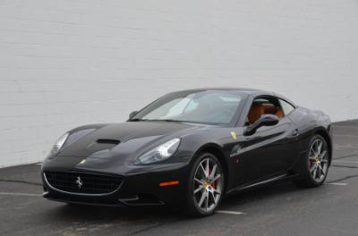 Used 2011 Ferrari California Used 2011 Ferrari California for sale $99,900 at Cauley Ferrari in West Bloomfield MI 11