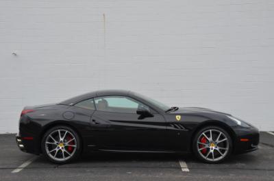 Used 2011 Ferrari California Used 2011 Ferrari California for sale $99,900 at Cauley Ferrari in West Bloomfield MI 14