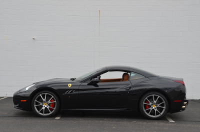 Used 2011 Ferrari California Used 2011 Ferrari California for sale $99,900 at Cauley Ferrari in West Bloomfield MI 18