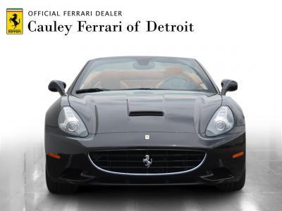 Used 2011 Ferrari California Used 2011 Ferrari California for sale $99,900 at Cauley Ferrari in West Bloomfield MI 3