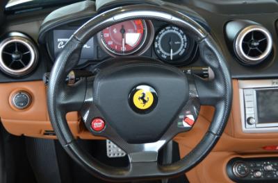 Used 2011 Ferrari California Used 2011 Ferrari California for sale $99,900 at Cauley Ferrari in West Bloomfield MI 31