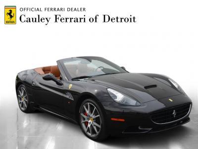 Used 2011 Ferrari California Used 2011 Ferrari California for sale $99,900 at Cauley Ferrari in West Bloomfield MI 4