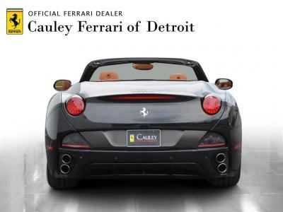 Used 2011 Ferrari California Used 2011 Ferrari California for sale $99,900 at Cauley Ferrari in West Bloomfield MI 7