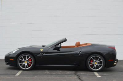 Used 2011 Ferrari California Used 2011 Ferrari California for sale $99,900 at Cauley Ferrari in West Bloomfield MI 9